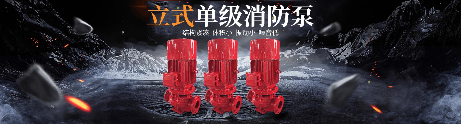 襄阳消防泵